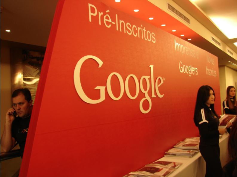 "Who will check whether Google is GDPR-compliant?. ""Google Developer Day Brazil 2008"" by Fernando Takai is licensed under CC BY 2.0"