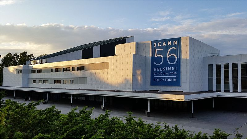 "German court rules in the first GDPR case. ""ICANN HQ"" by Joi Ito is licensed under CC BY SA 4.0"