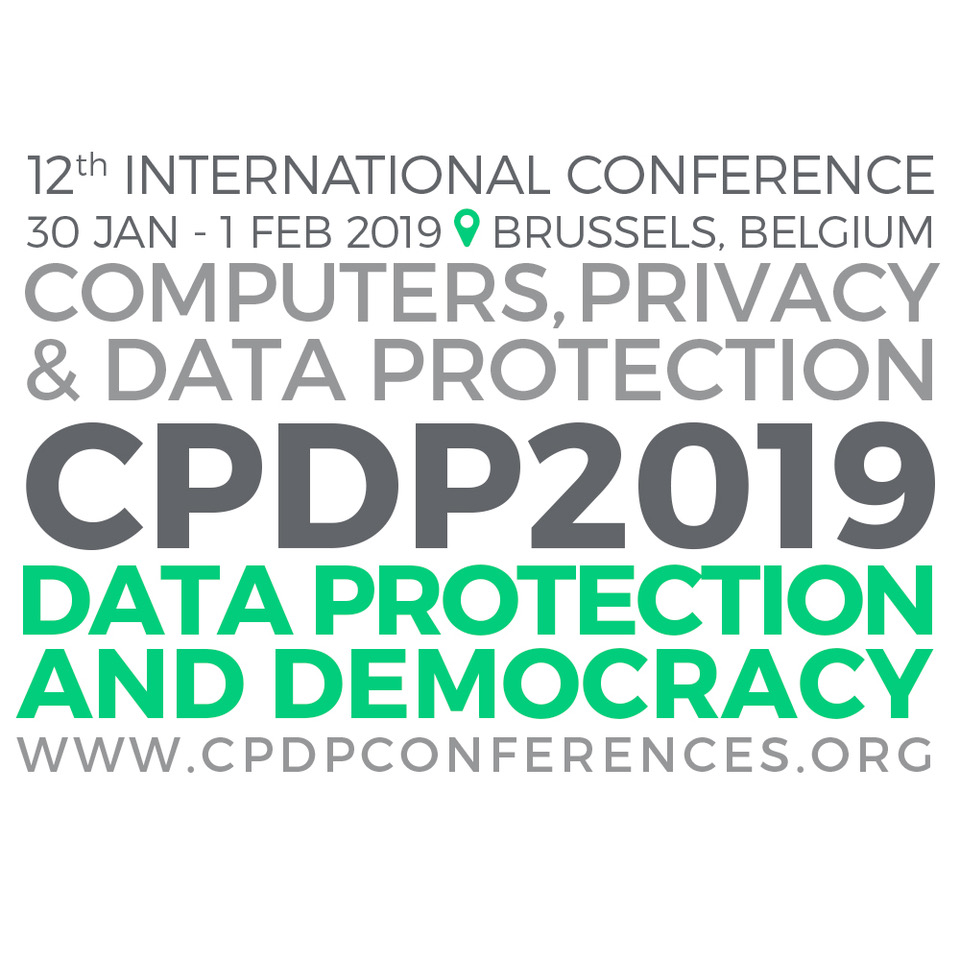 Join us at CPDP.